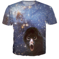 Monkey Out Of Space Buy This Shirt It Comes With 2 Shirts