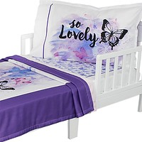 Oh So Lovely - Toddler Bedding Set