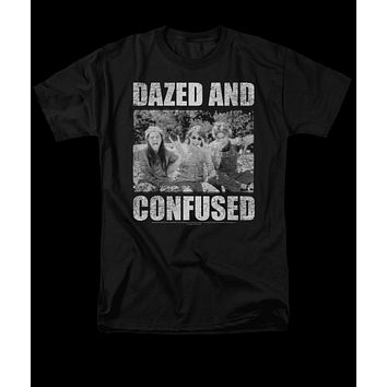 Dazed and Confused Rock On Adult Tee Shirt