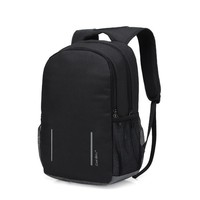 """Cool Backpack school Cool Bell Laptop Backpack for 15.6"""" 17.3"""" notebook computer bag Business Casual Study bag External USB Charge AT_52_3"""