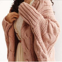 Knitted Cardigans Sweaters