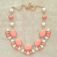 Sweet Peaches Necklace