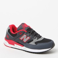 New Balance 530 90s Remix Gray & Pink Shoes - Mens Shoes - Grey/Pink