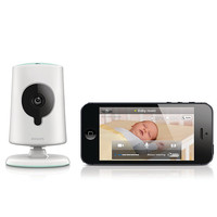 Philips InSight Wireless HD Baby Monitor  at Brookstone—Buy Now!