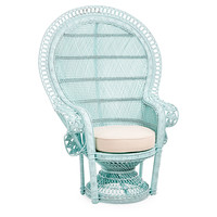 Peacock Chair, Mint, Accent & Occasional Chairs