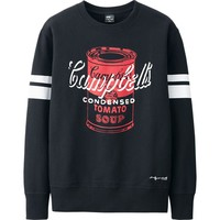 MEN SPRZ NY GRAPHIC SWEAT SHIRT (ANDY WARHOL) | UNIQLO