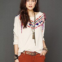 Free People  Lead The Way Pullover at Free People Clothing Boutique
