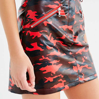 I.AM.GIA Valkyrie Zipper Skirt | Urban Outfitters