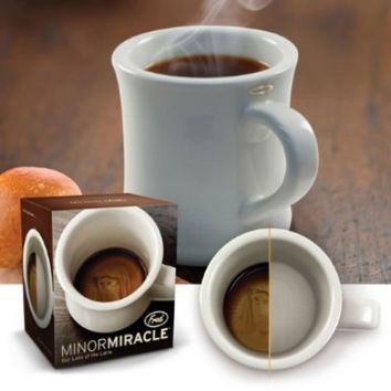 Fred and Friends MINOR MIRACLE Porcelain Mug