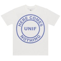 UNIF | HERE COMES NOTHING