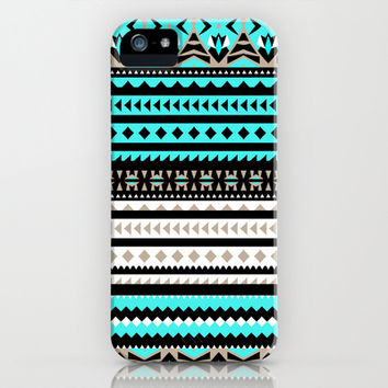 Mix #484 iPhone & iPod Case by Ornaart