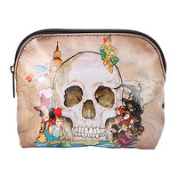 Disney Peter Pan Neverland Cosmetic Bag