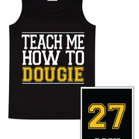 Boston Bruins 'Teach Me How To Dougie' Tank-Top