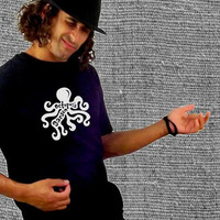 The Beatles tshirt - Octopus's Garden - Hippie Gifts for Dad - mens t shirt