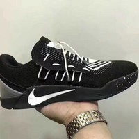 nike kobe men running sport casual multicolor weave basketball shoes sneakers  number 8