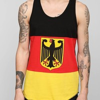 Germany Flag Tank Top - Urban Outfitters