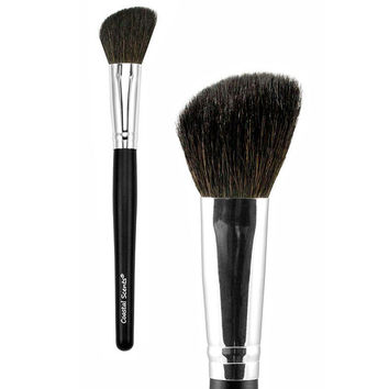 Classic Blush Angle Brush Small Synthetic