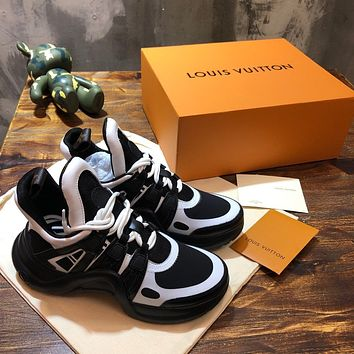 lv louis vuitton womans mens 2020 new fashion casual shoes sneaker sport running shoes 13