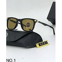 Ray-Ban 2018 new men and women with the same paragraph leisure sunglasses F-A-SDYJ NO.1