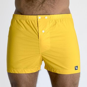 Solid Gold Boxer Short - Renato Size L Available