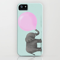Jumbo Bubble iPhone Case by Monica Gifford | Society6