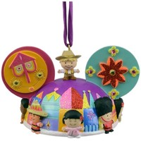 "Check Out the ""it's a small world"" Ear Hat Ornament 