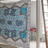 Magical Thinking Ester Graphics Tapestry - Urban Outfitters