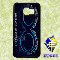 The Fault in Our Stars infinity case For Samsung Galaxy S3/S4/S5/S6 Regular/S6 Edge and Samsung Note 3/Note 4 case