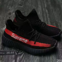 SUPREME Adidas Yeezy Boost Solid Sports shoes Sneakers