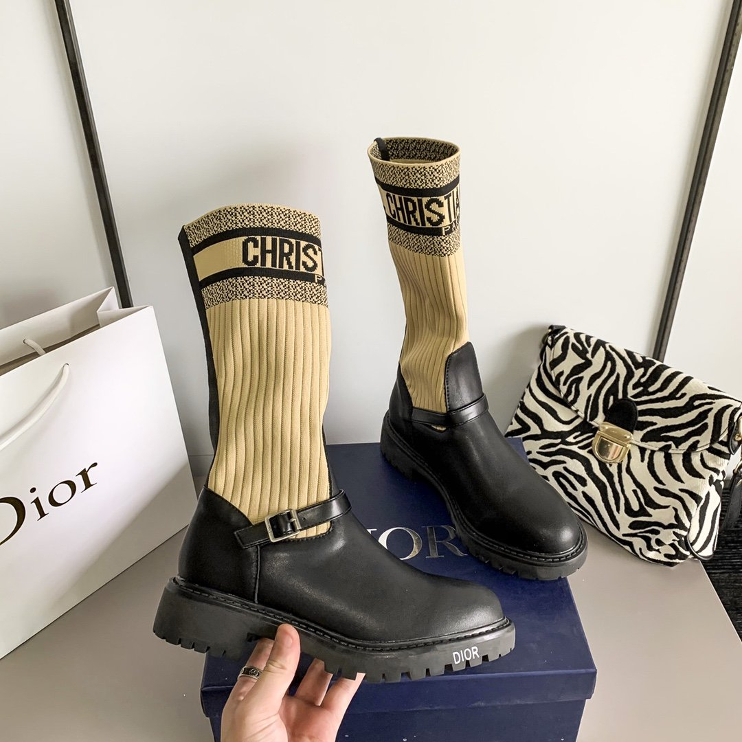 Image of Dior new comfortable boots