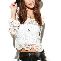 This is a love song Palm Shorts - Womens Short - Black
