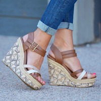 The Bianca Wedges