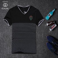 Cheap Gucci T shirts for men Gucci T Shirt 208980 21 GT208980
