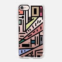 Urban Connections Of Vanity iPhone 7 Case by Barruf | Casetify