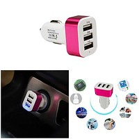 USB Port Phone Charger Car