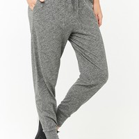 Active Heathered Knit Joggers