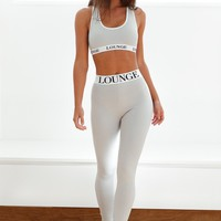REBORN Stone High Waisted Leggings Set