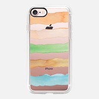 California Stripes iPhone 7 Case by Kanika Mathur | Casetify