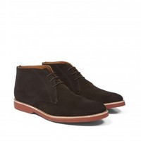 Parson Chukka Boots - Shoes & Flip Flops - Shop by product - Accessories   Hackett
