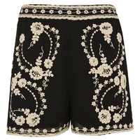 Lace Bed Shorts