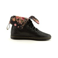 Womens Dr. Martens Eclectic Rolldown Boot, Black  Journeys Shoes