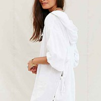 Urban Renewal Remade Side Tie Poncho-