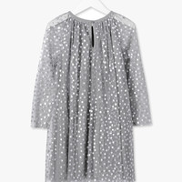 Stella McCartney Misty Tulle Dress with Stars - 381706 SFK95