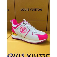 Louis Vuitton Lv Run Away Sneakers Reference #10713