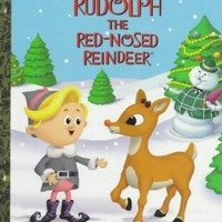 Rudolph the Red-Nosed Reindeer (Little Golden Books)