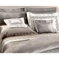 Vanessa Embroidery Bedding by Dea Linens