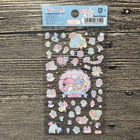 Little Twin Stars Stickers - Sanrio Stickers