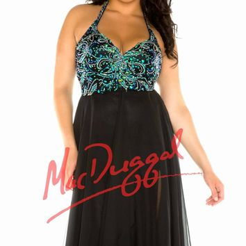 Fabulous by Mac Duggal 65051F Dress