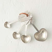 Heart & Arrow Measuring Spoons