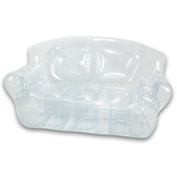 Bubble Inflatables Inflatable Couch | Wayfair Supply